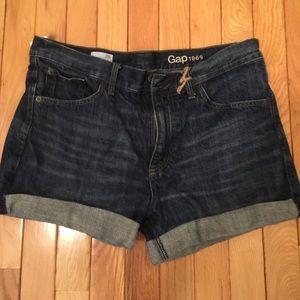 Gap sexy boyfriend shorts